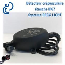 Détecteur crépusculaire pour système DECK LIGHT