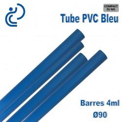 TUBE PVC COMPACT M1 D90 bleu 4ml