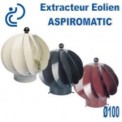 EXTRACTEUR EOLIEN ASPIROMATIC 100