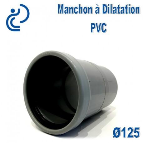 manchon dilatation pvc d125. Black Bedroom Furniture Sets. Home Design Ideas