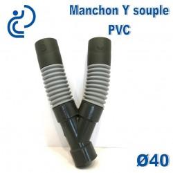 Manchon Souple Y D40 à coller