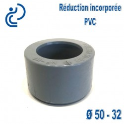 REDUCTION INCORPOREE PVC MF 50 32