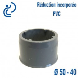 REDUCTION INCORPOREE PVC MF 50 40