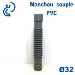 Manchon Souple D32 à coller