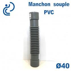 Manchon Souple D40 à coller