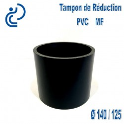 TAMPON DE REDUCTION PVC 140X125 MF