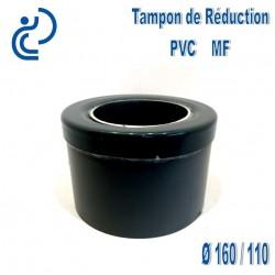 TAMPON DE REDUCTION PVC 160X110 MF