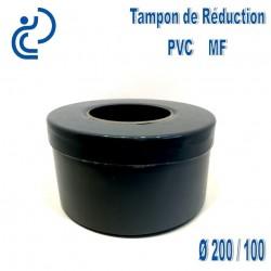 TAMPON DE REDUCTION PVC 200X100 MF