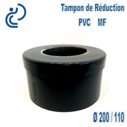 TAMPON DE REDUCTION PVC 200X110 MF