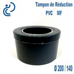 TAMPON DE REDUCTION PVC 200X140 MF