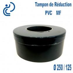 TAMPON DE REDUCTION PVC 250X125 MF