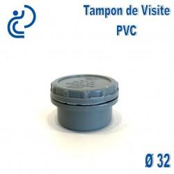 TAMPON DE VISITE PVC D32 M