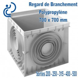 REGARD DE BRANCHEMENT PP 70 x 70