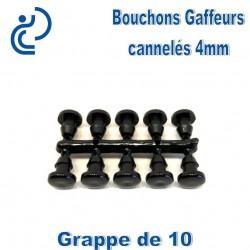 Bouchons Gaffeurs (grappe de 10)