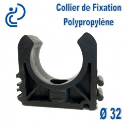 Collier de Fixation D32 Polypropylène