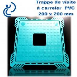 TRAPPE DE VISITE A CARRELER EN PVC 20x20