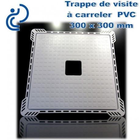Trappe De Visite A Carreler En Pvc 30x30