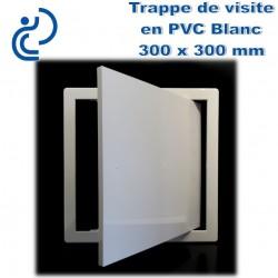 TRAPPE DE VISITE EN PVC BLANC 30x30