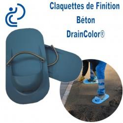 Claquettes de finition Béton DRAINCOLOR