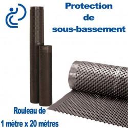 Protection de Sous-Bassement en rouleau de 1 mètre x 20 mètres