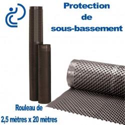Protection de Sous-Bassement en rouleau de 2,5 mètre x 20 mètres