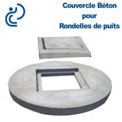 Couvercle Béton pour Rondelles de Puits