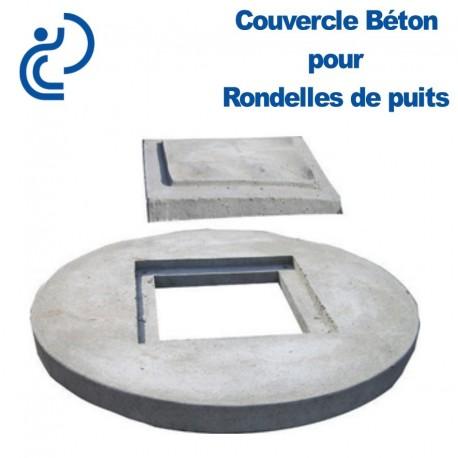Couvercle b ton pour rondelles de puits for Beton cellulaire pour exterieur