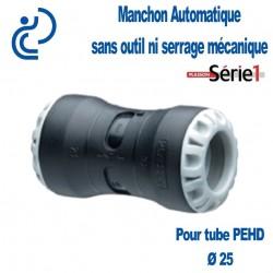 MANCHON AUTOMATIQUE SERIE1 D25