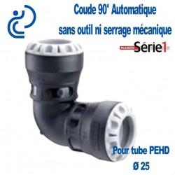 COUDE 90° AUTOMATIQUE SERIE1 D25