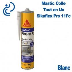 Mastic Colle Tout en Un SIKAFLEX PRO 11FC blanc 300ml