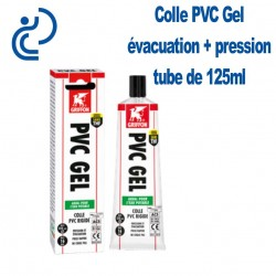 COLLE PVC GEL 125ml