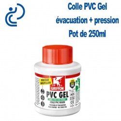 COLLE PVC GEL 250ml