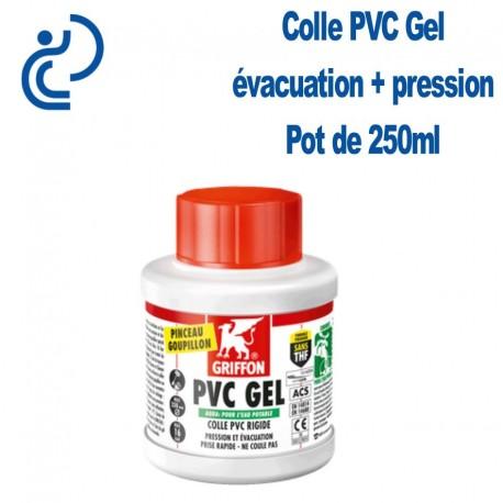 COLLE PVC GEL 250ml