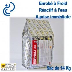 Enrobé à Froid Prise Immédiate Réactif à l'eau Sac de 14KG