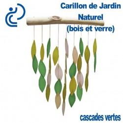 Carillon de Jardin Naturel Cascades Vertes