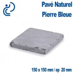 PAVE PIERRE BLEUE 15x15x2