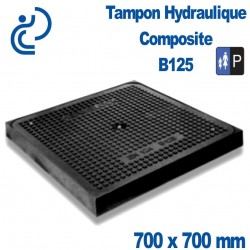 TAMPON HYDRAULIQUE COMPOSITE 700X700 B125