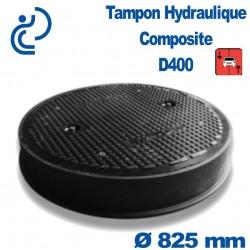 TAMPON ROND COMPOSITE D825mm D400