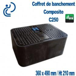 Coffret avec Tampon Composite C250 490x360 (sans fond)