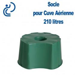 Socle de rechange Vert Pour cuve cylindrique 210 litres