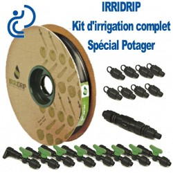 KIT IRRIGATION COMPLET SPECIAL POTAGER IRRIDRIP