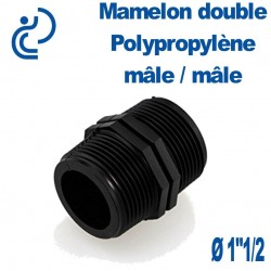 "MAMELON DOUBLE PP 1""1/2 MM"