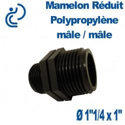 """MAMELON REDUIT PP MM 1""""1/4x1"""""""