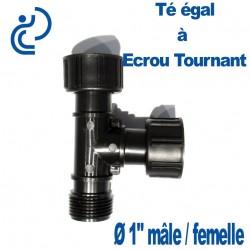 """TE A ECROU TOURNANT 1"""" FFM"""