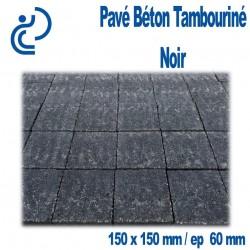 PAVE BETON 15X15 noir