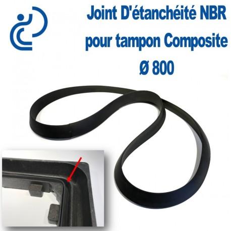 Joint D'Etanchéité en NBR pour tampon composite Ø800