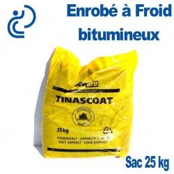 Enrobé à Froid Bitumineux en sac de 25kg