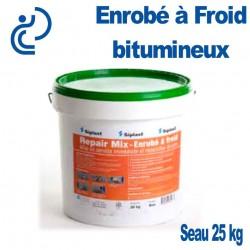 Enrobé à Froid Bitumineux en Seau de 25kg