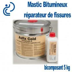 Mastic Bitumineux Réparateur de fissures (Bicomposant)