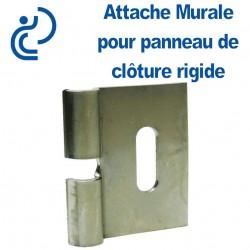 Attache Murale Pour Panneau Rigide de Clôture